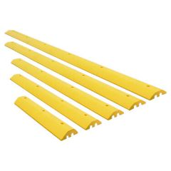 Safety Yellow Speed Bumps