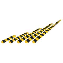 Premium Recycled Rubber Speed Bumps